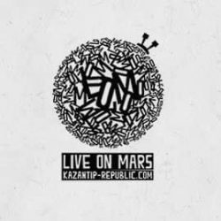 Kazantip | Live on Mars logo