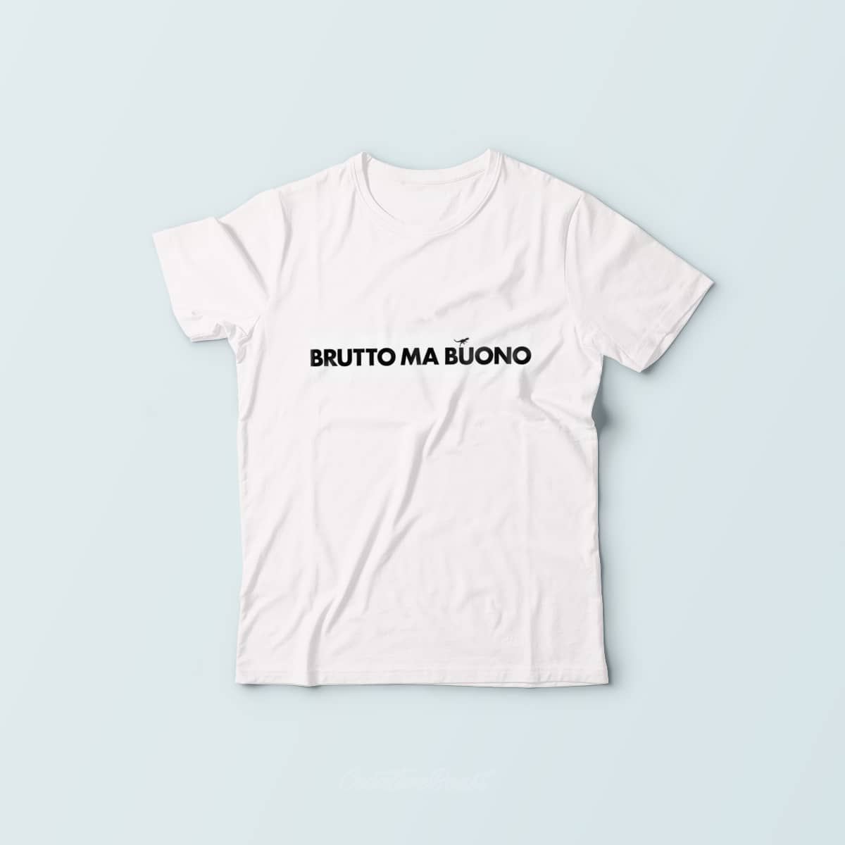 Brutto Ma Buono t-shirt by Creative Beast